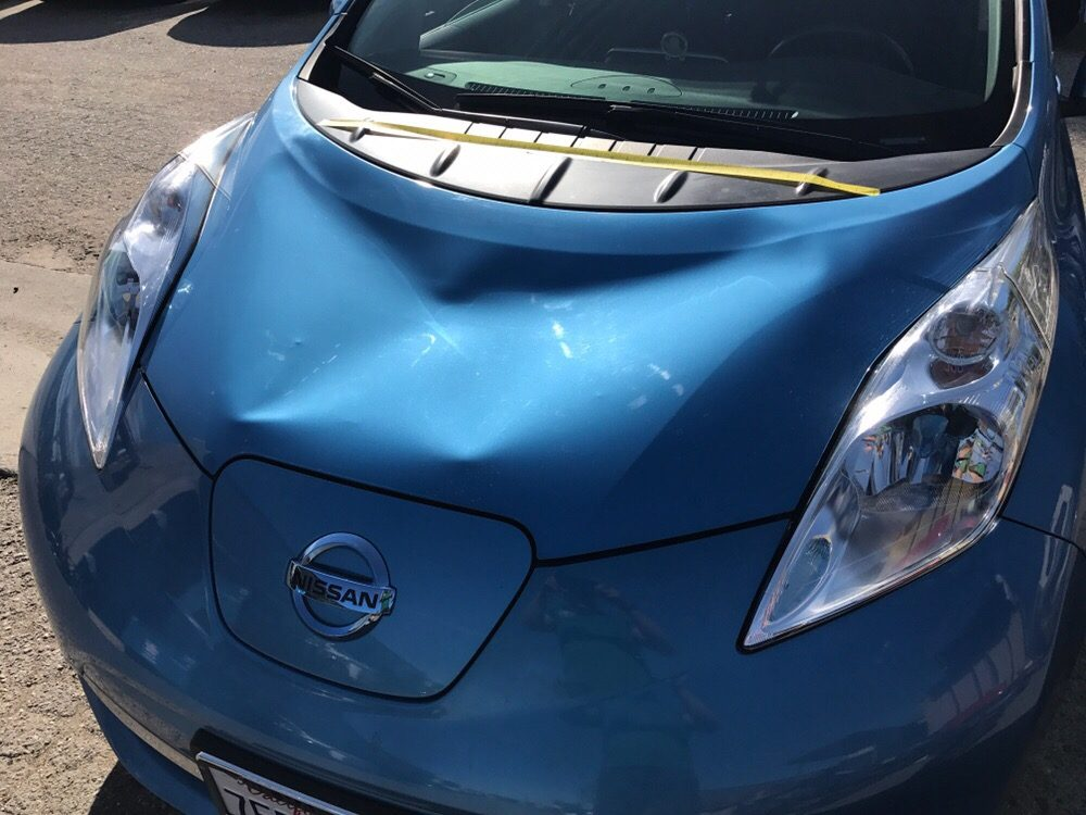 $39 - Paintless Dent Removal Body Shop in San Jose Ca.